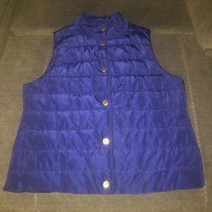 Michael Kors women's size XL vest.